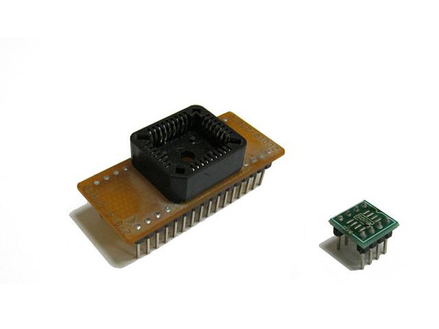 Извлечение микросхемы BIOS