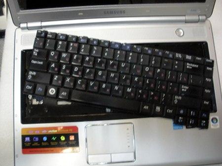 Делаем профилактику ноутбуку samsung r460