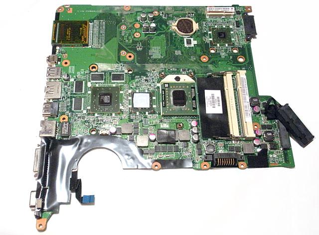 Как разобрать ноутбук HP Pavilion dv5 фото