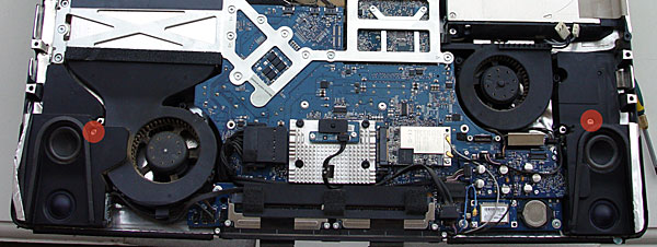 manual disassembly Apple iMac a1224